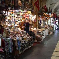 Zincirli Bazaar a historical shopping mall in Gaziantep
