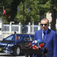 Erdoğan announces resumption of Turkey energy search in eastern Med