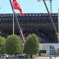 Over half of long-awaited Istanbul cultural center done
