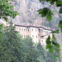 Sümela Monastery hosts 45,000 visitors in 16 days