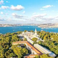 Secret road of sultans in Topkapı Palace reopens to public visit