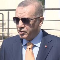 Turkey pulled back Oruç Reis vessel to allow for diplomacy with Greece, says Erdoğan