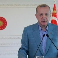 Turkey overcoming pandemic's economic effects: Erdoğan