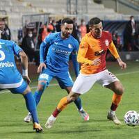 Galatasaray beat Erzurumspor 2-1 at away - Turkish News