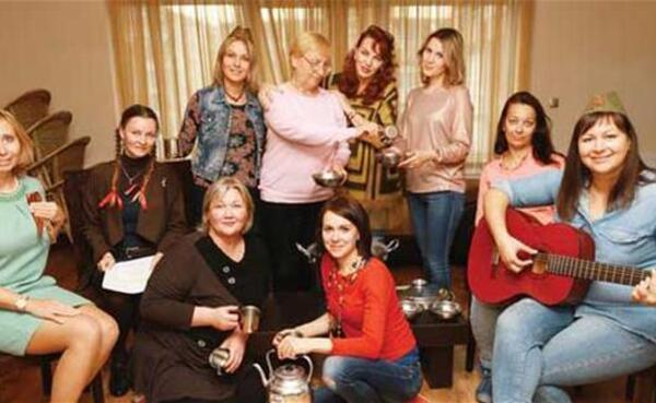 Russian women in turkey