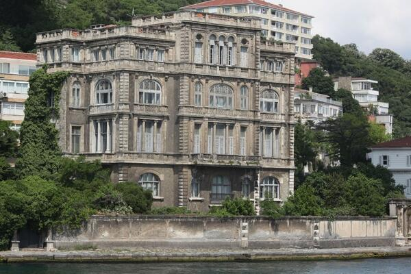 Turkey S Most Expensive Mansion On Sale For 550 Million Liras Turkey News