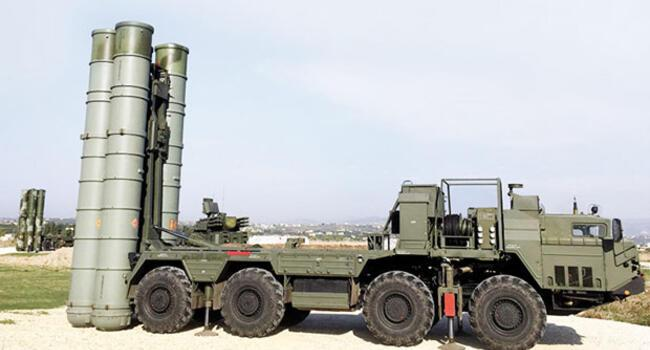 Nearly half of Turks favor purchase of S-400 missiles: Survey