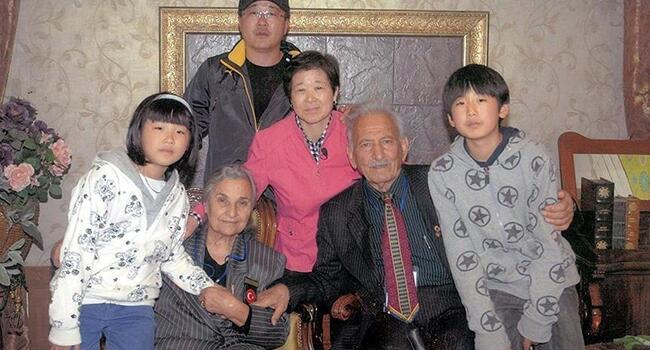 Wife of Turkish foster father of Korean War orphan dies one day after her husband