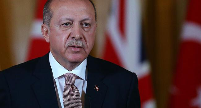 Hamas is not a terrorist group: President Erdoğan