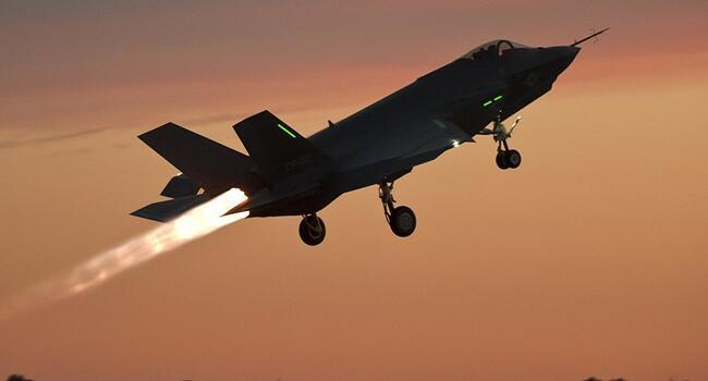 US Senate defense bill would bar Turkey from buying F-35 jets