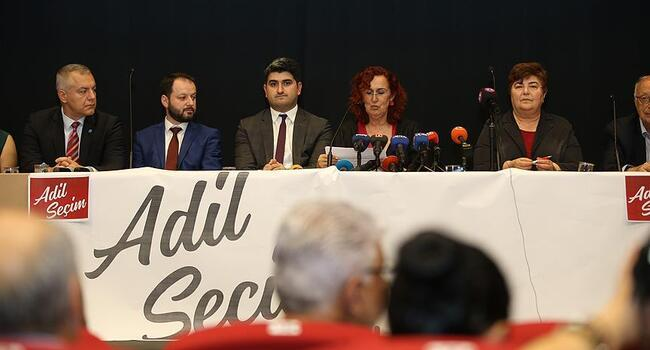 Turkish opposition, NGOs form alternative platform for vote count
