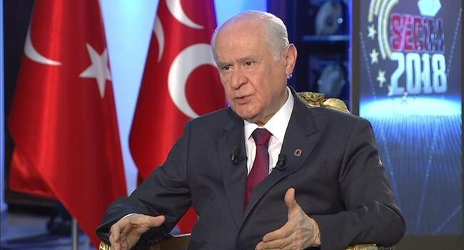 Alliance may collapse, if AKP repeats mistakes: MHP leader