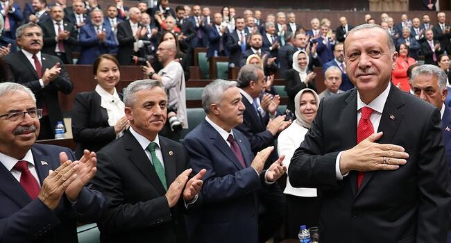 Turkey's new cabinet may include ministers from parliament: Erdoğan