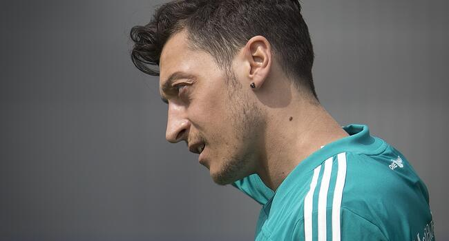Germany makes Mesut Özil the scapegoat for World Cup exit
