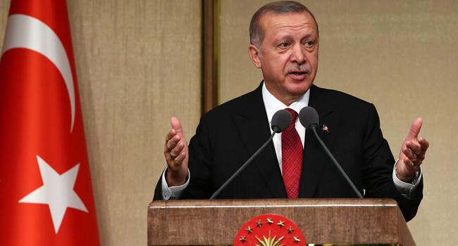 Turkish citizens saved dignity of democracy during 2016 coup attempt, Erdoğan says