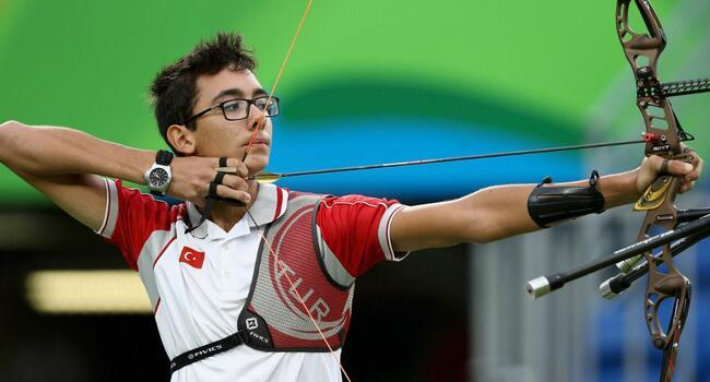 Turkish archer wins gold at world championships