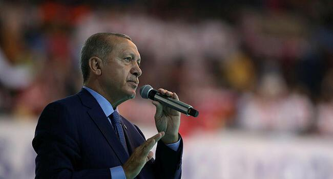 Erdoğan urges global community to avert Idlib assault
