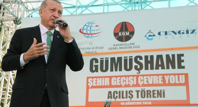 We will not lose economic war, Turkish President Erdoğan says