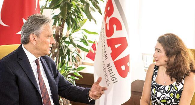Europe 'still top market' for Turkish travel companies: TÜRSAB chair
