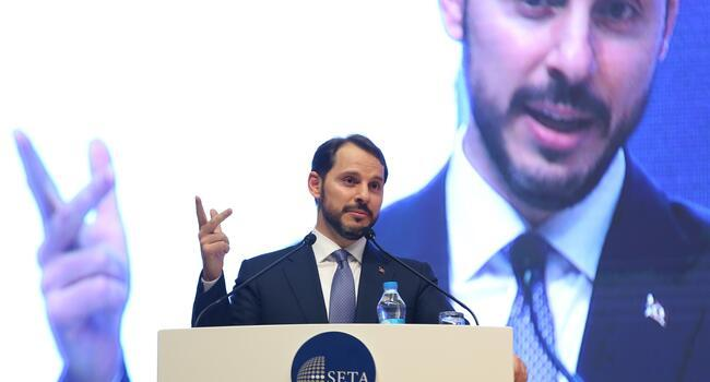 Turkey to continue taking steps within free market rules: Albayrak