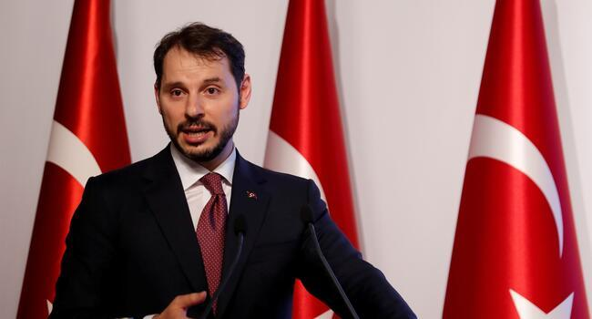 Albayrak says Turkey will come out of volatility stronger, ruling out IMF plan