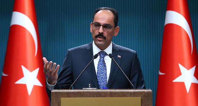 Bolton remarks proof US targeting Turkey in economic war: Erdoğan spokesperson