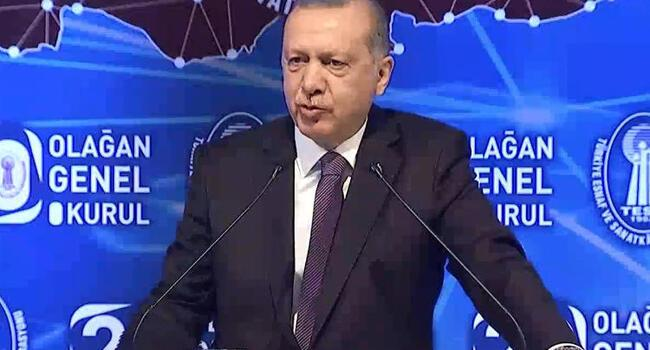 Turkish President Erdoğan vows to 'take new steps on foreign currencies'