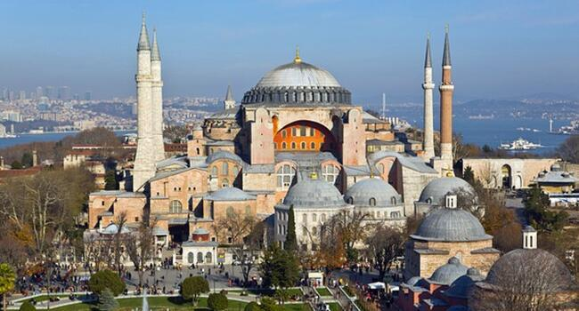 Demand for Hagia Sophia to be opened for prayer 'inadmissible,' says top court
