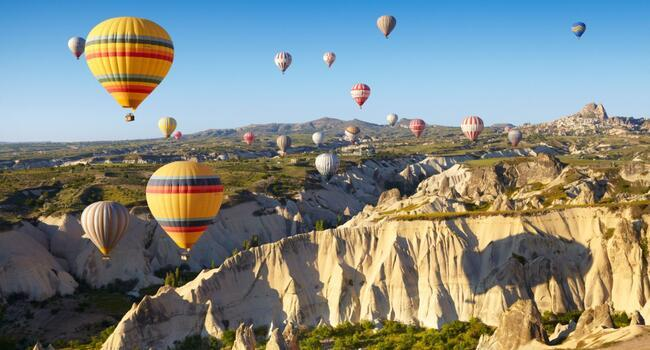 Cappadocia balloons to spread to nine more Turkish provinces