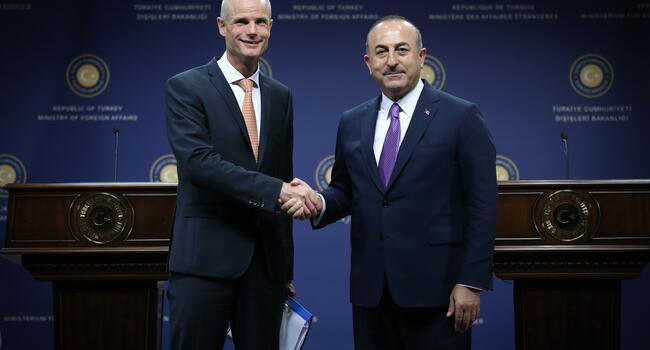 Turkey, Netherlands agree to turn 'new page' in ties