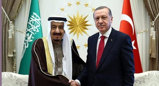 Erdoğan, Saudi King discuss Khashoggi case over phone
