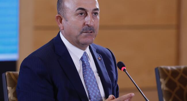 Turkey did not give anyone Khashoggi recording, says FM Çavuşoğlu