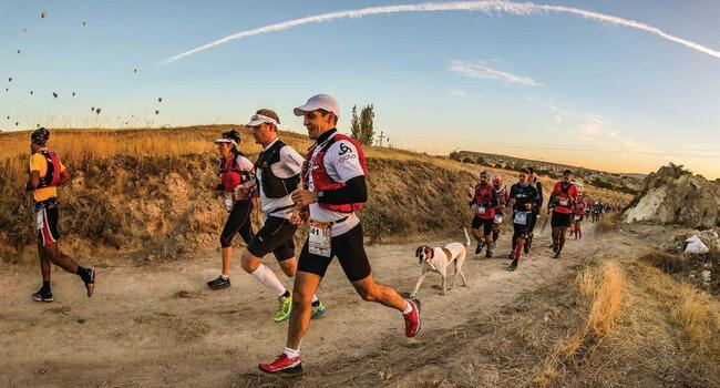 Footrace in Turkeys scenic Cappadocia kicks off