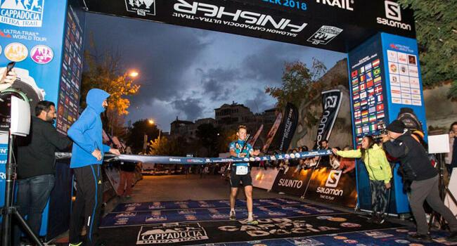 Italian Macchi and Bulgarian Nikolova win Turkeys Salomon Cappadocia Ultra Trail titles