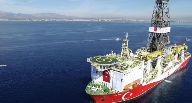 Greece, Greek Cyprus should refrain from actions against drillship: Ruling AKP spokesperson