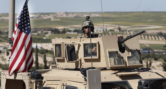 Joint Turkey-US patrols begin in Syria's Manbij