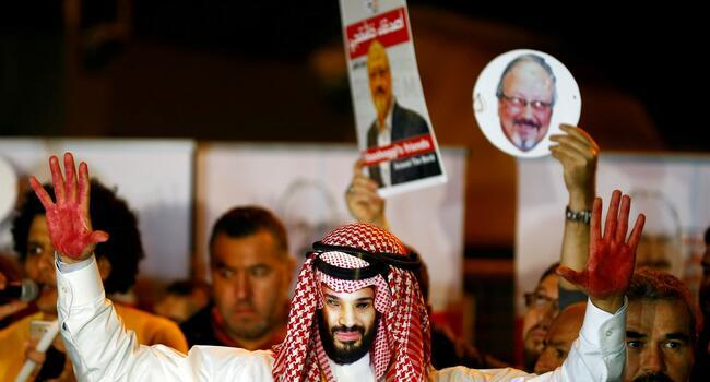 Saudis close to crown prince discussed killing enemies a year before Khashoggi's death: Report