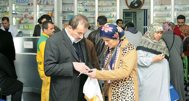 Antibiotics use in Turkey highest in Europe: WHO report