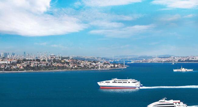 Inner city fast ferry lines in Istanbul to be halted