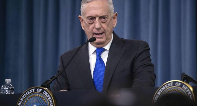 US sets up observation posts along Turkey-Syria border: Mattis