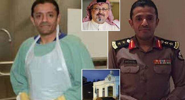 More gruesome details reported on how Saudis disposed of Khashoggi's body