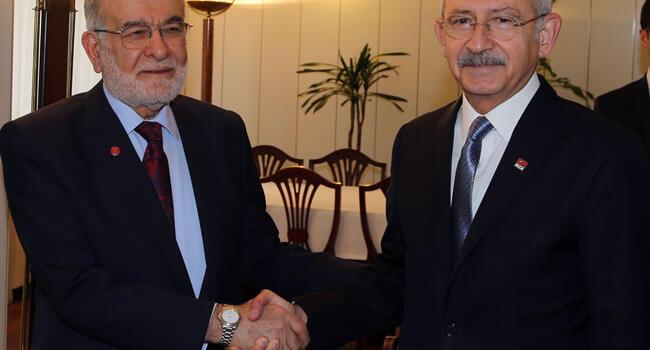 CHP, Felicity Party leaders meet to discuss local election alliance