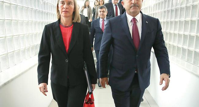 Turkey, EU to launch talks for Europol agreement