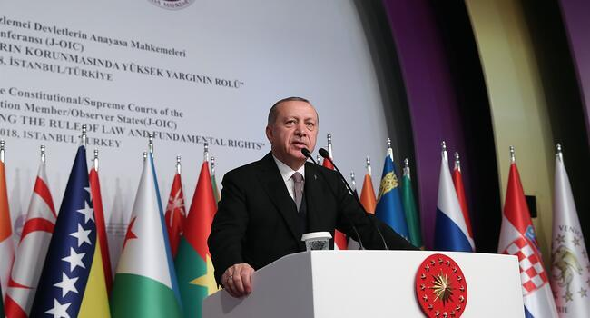 Turkey will enter Syria's Manbij if US fails to remove YPG: Erdoğan