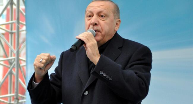 Turkish President Erdoğan slams those who invite people to street protests like Yellow Vests