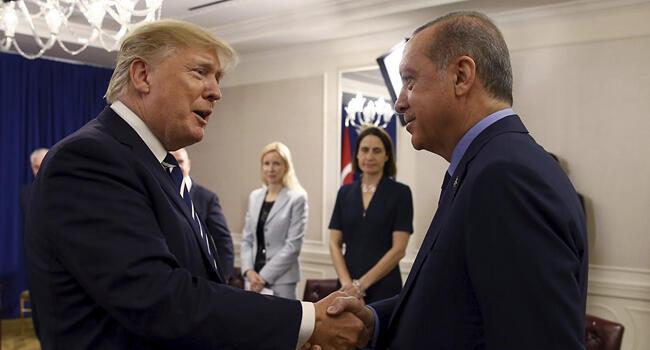 Trump abruptly ordered withdrawal after Erdoğan asked him why US remains in Syria: Report