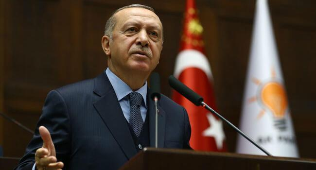 Turkey ready for new military incursion into Syria: Turkish president