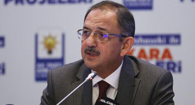 AKP's mayoral candidate vows to elevate Ankara 'to upper league'