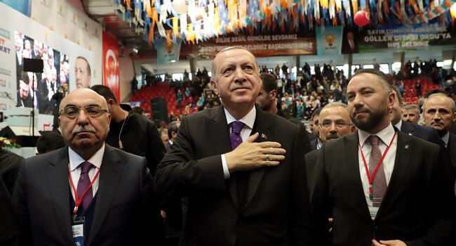 One year on, Erdoğan hails cross-border op