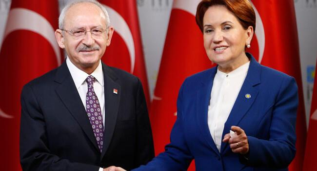 CHP, İYİ Party reach agreement on alliance in several provinces